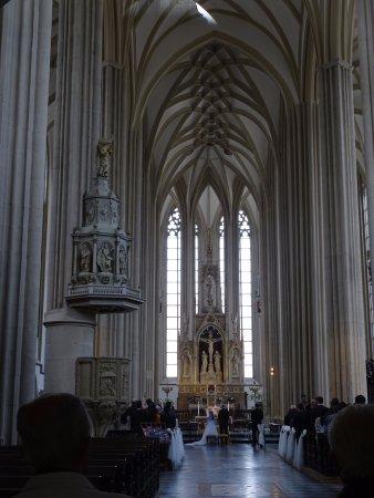 St. Jacob's Church: Interior