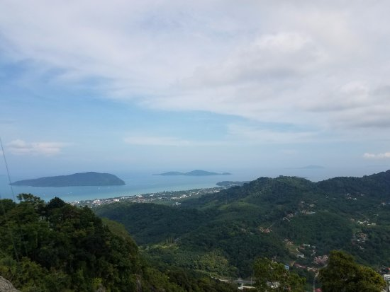 Chalong, Thailand: From the lookout point
