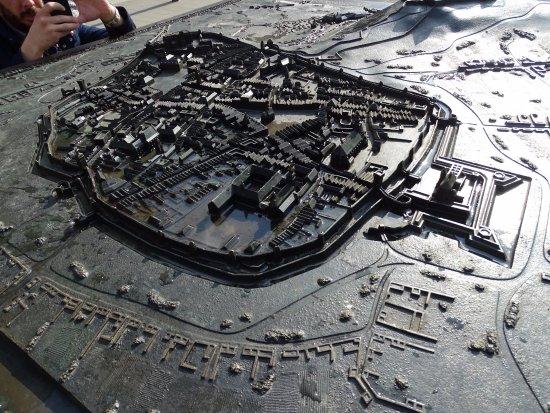 Brno, República Checa: Old Town model