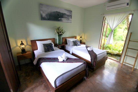 Soulshine Bali: Lotus Room Twin Share