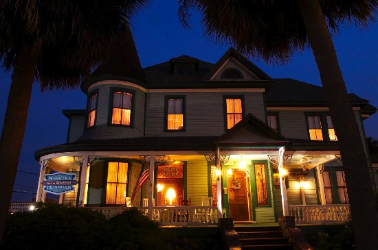Victorian Bed And Breakfast In Pensacola Fl