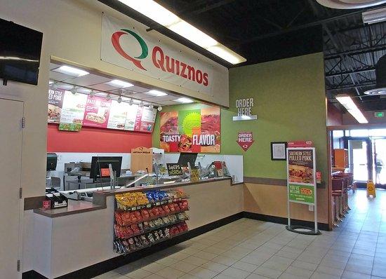 Quiznos fruita avis restaurant numéro de téléphone et
