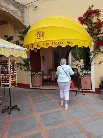 Hotel Buca di Bacco Photo