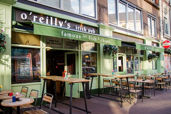 Reilly Irish Pub Amsterdam Centrum Restaurant Reviews Photos 177