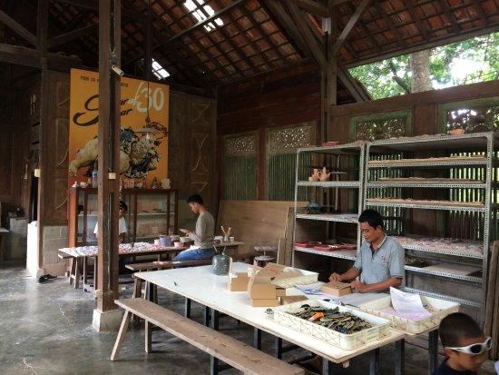Foto de Widayanto Ceramic House