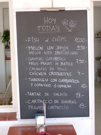 Mercadal, Spanje: Specials