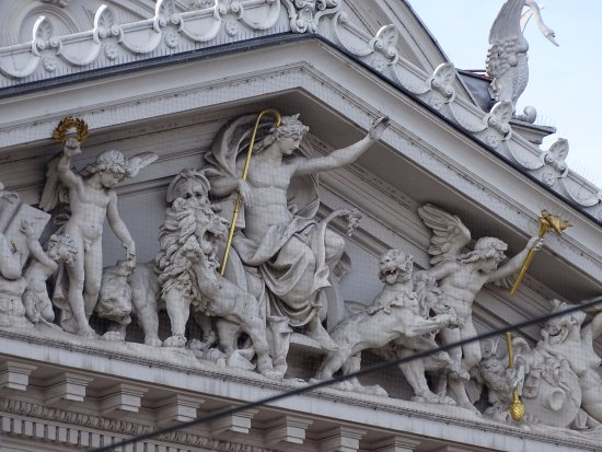 Mahenovo Divadlo : The detail