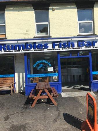 Sawbridgeworth, UK: Fantastic fish shop , best of best