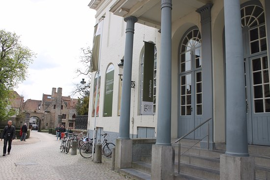 Arentshuis : Музей