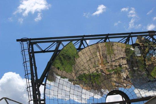 miroir parabole photo de four solaire mont louis tripadvisor. Black Bedroom Furniture Sets. Home Design Ideas