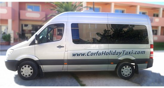 Corfu Holiday Taxi