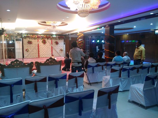 Hotel Platinum Plaza Rohtak: Hall Picture