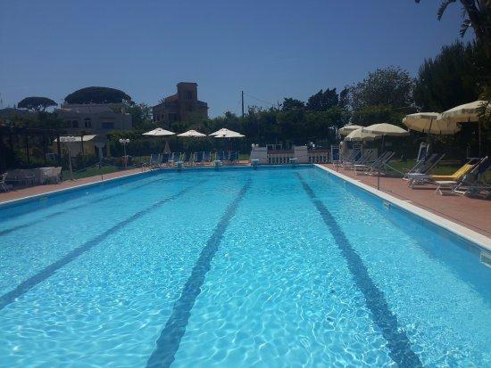 Hotel San Michele: Piscina olimpionica