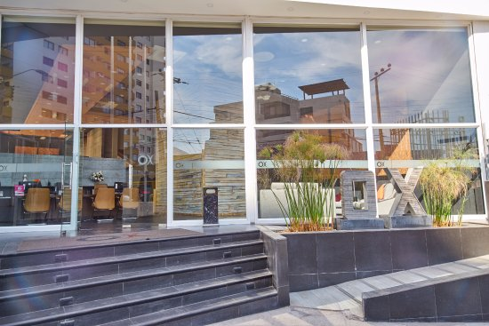 Espacio Ox Hotel & Convention Centre