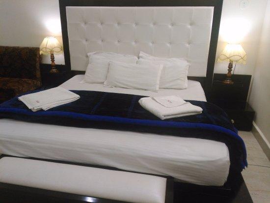 Hotel Platinum Plaza Rohtak: Super Deluxe Room