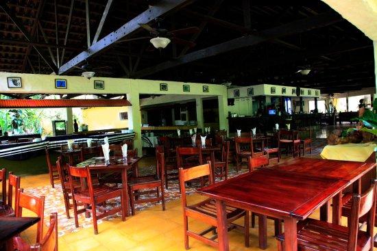 Hotel Villa Lapas: Restaurante y Cafetería