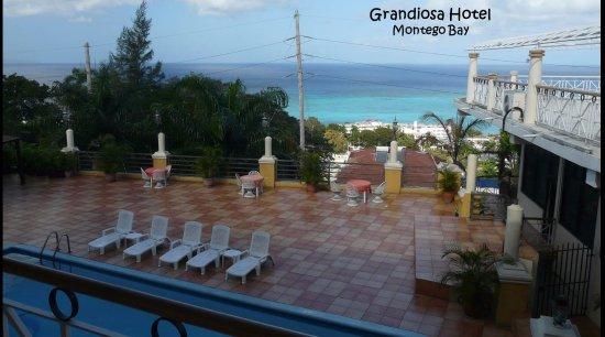 Grandiosa Hotel - Montego Bay Jamaica
