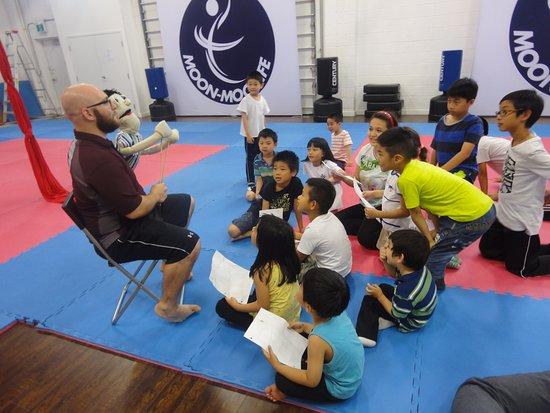 Markham, Kanada: Drama Class