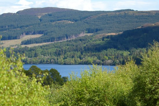 Loch Lomond and The Trossachs National Park, UK: Loch Venachar