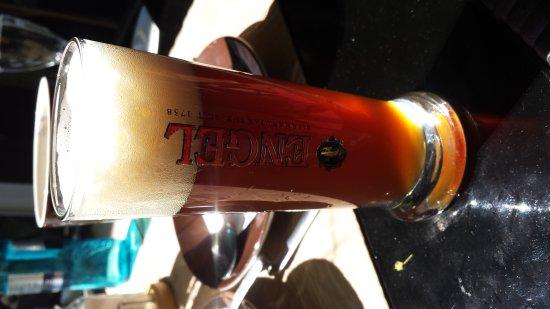 Bad Sachsa, Γερμανία: Bier von der Hausbrauerei