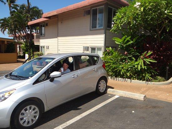 Days Inn Maui Oceanfront: бесплатная стоянка