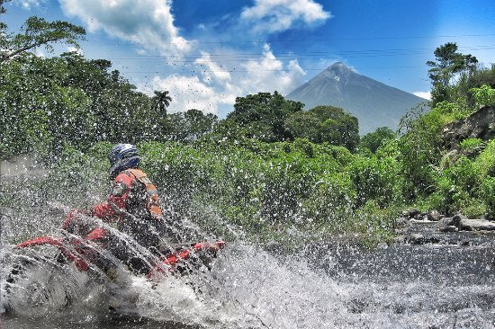 Motorcycle Adventure Guatemala