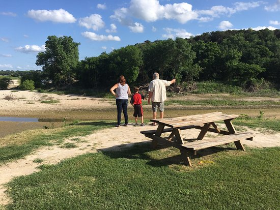 Tres Rios Park: The view was great!!!