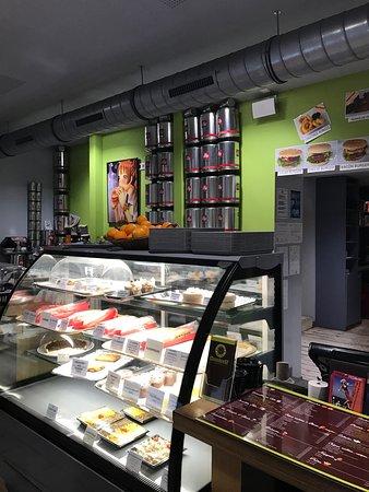 Corsican Coffee Shop