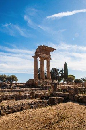 Archäologische Stätten von Agrigent (Tal der Tempel): Valle dei Templi, Agrigento