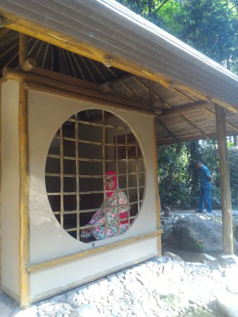 Bentong, Malasia: Suasana japanese village