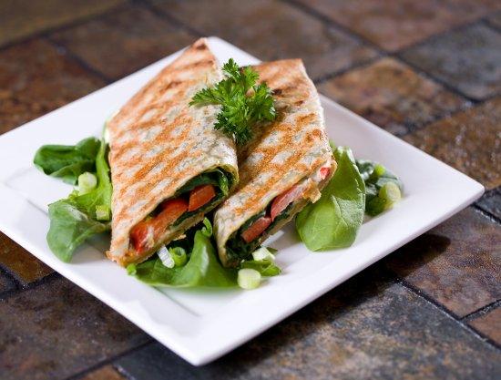 Sackville, Canadá: Gluten-Free Grilled Wraps