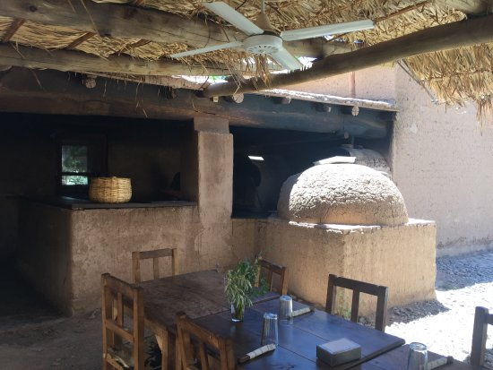 Payogasta, Argentina: forno