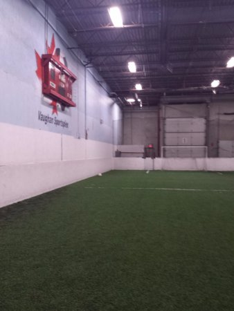 Woodbridge, Canada: Soccer Field