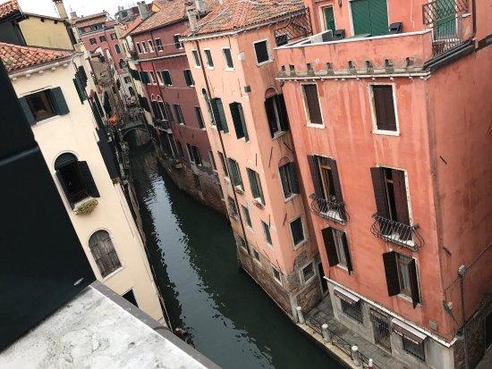 Starhotels Splendid Venice: Posto assolutamente meraviglioso,con una vista magnifica..... magico!!!!!