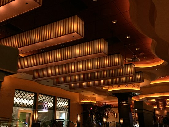 Bethesda, MD: Fancy interior!
