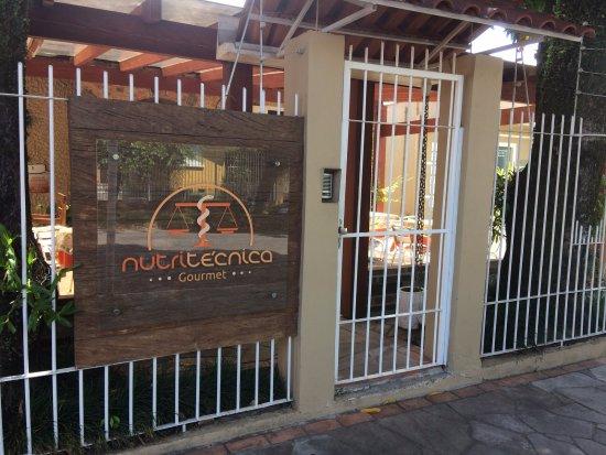 Sao Leopoldo, RS: Fachada do Restaurante