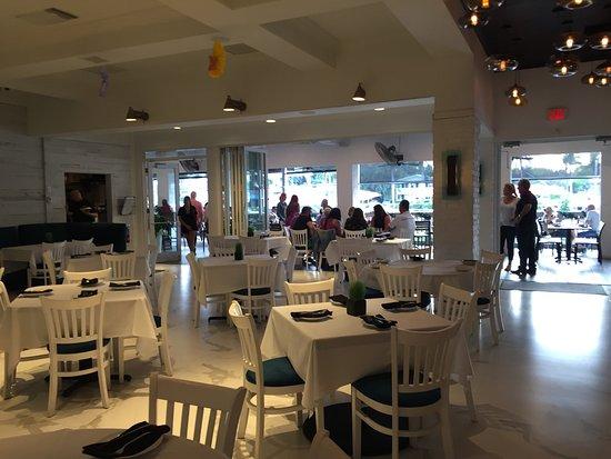 Restaurant Modern Steakhouse Che Der Speisesaal