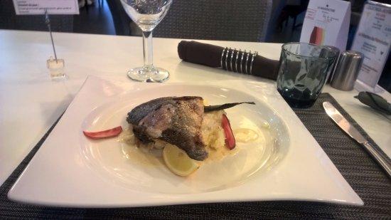 Gradignan, France: Le poisson est excellent!