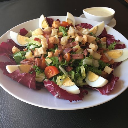 Bulle, Schweiz: Salade Paysanne