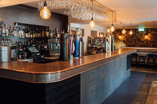Donaghadee, UK: Main Bar