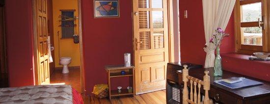 The Lazy Dog Inn: Condor Suite: View, Balcony, Private Bathroom, Gas