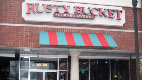 Solon, OH: Rusty Bucket