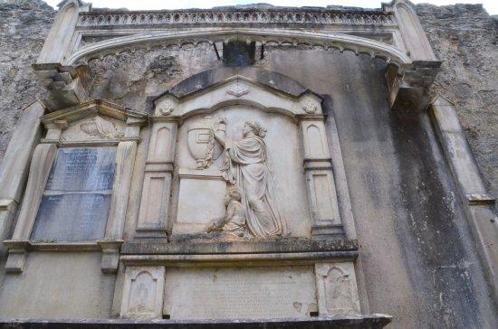 Muckross Abbey : Detalle