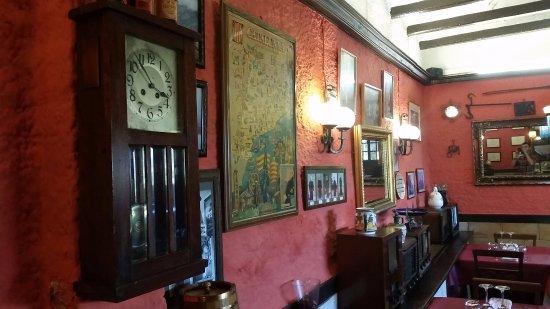 Castellfollit del Boix, สเปน: Comedor principal restaurante Cal Frare de Maians