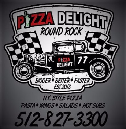 Round Rock, TX: Super Cool Car-Themed Pizza Place with Amazing Food