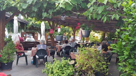 Nals, Italie : Restaurant Pircher
