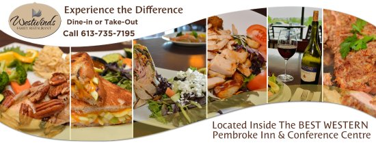 Pembroke, Canada: About Westwinds Family Restaurant