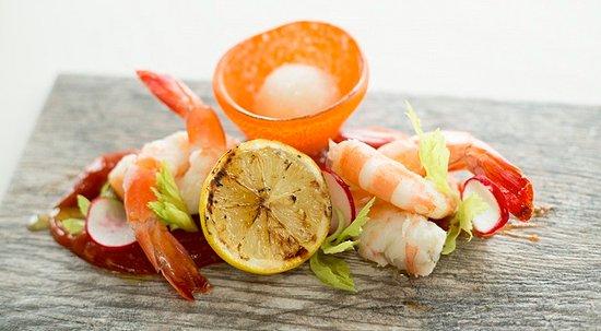 Duck, Βόρεια Καρολίνα: Shrimp Cocktail