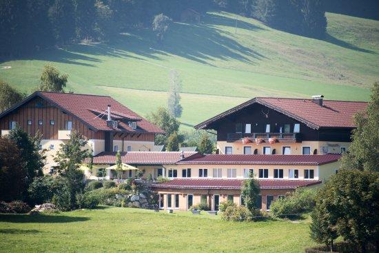 Mondsee, Austria: Außenansicht