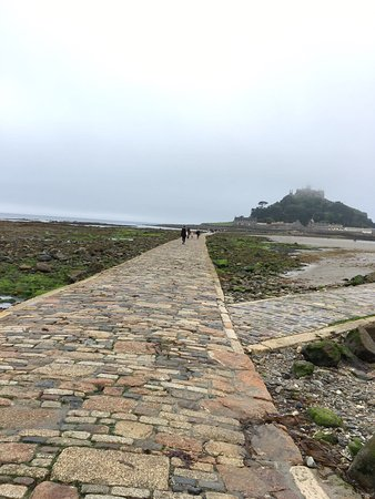 St. Michael's Mount: St. Michaels Mount 23/05/2017